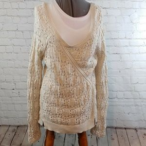 Sweaters - V NECK  PULLOVER SWEATER
